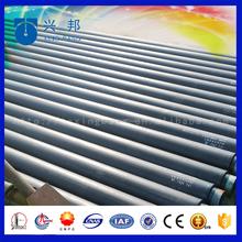riscaldamento alimentazione PUR riempita di gomma piuma api5l sch40 tubi in acciaio senza saldatura con manicotto di ferro