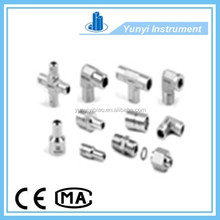 forged socket weld stainless steel pipe cross fittings, socket weld cross