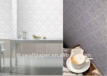 water based ink non-woven wall paper- for home decor.