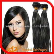 Brazilian Hair 100% Virgn Remy Brazilian Natural Hair Weft Straight Brazilian Natural Hair