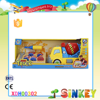 New style Hot Product Handmade Car Model Truck Assemble DIY Toy for Kids