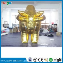 Giant inflatable advertising cow, inflatable animal for sale