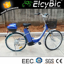 Hot Selling cheap modern Electric Bicycle in full parts (E-TDH005A Blue)