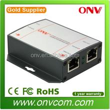 100M PoE extender 802.3af PoE extender distance 100 meters