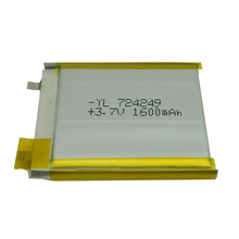 factory supply li-polymer battery custom advanced search nickel 3.7v gps battery