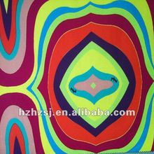 2012 new designs painting fabric with pvc coated