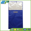 Customized clear plastic suit cover bag