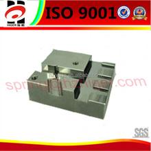 aluminum die casting high quality Hard chrome plating industrial machine base