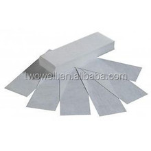 OEM factory disposable nonwoven waxing paper for daily use