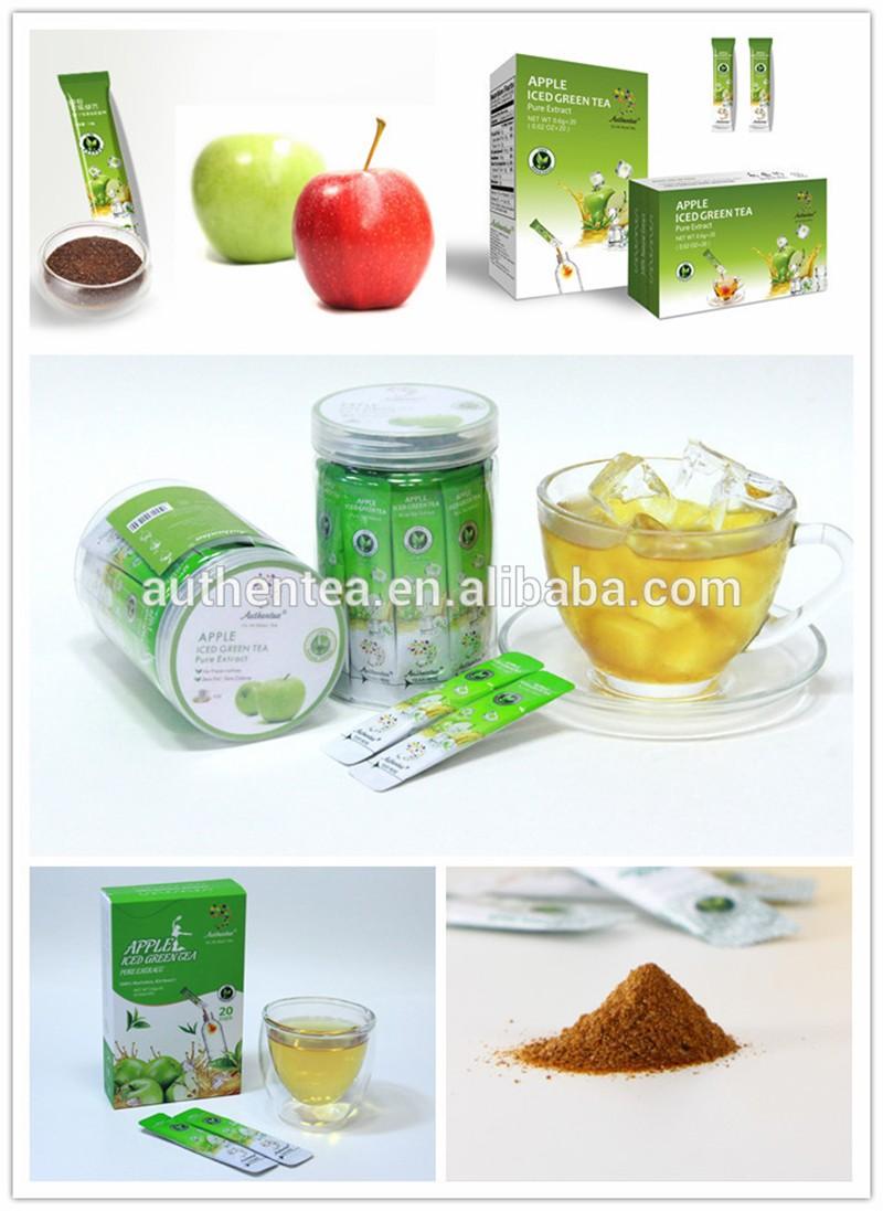 Диета яблоки и чай
