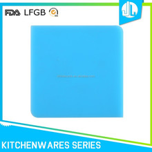 Custom bulk sale cheap silicone food grade cup mat