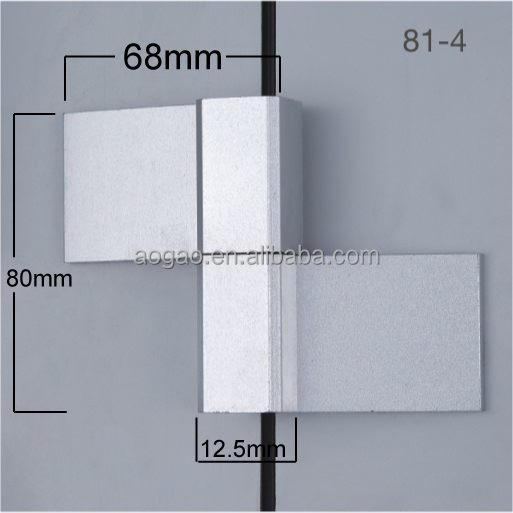 Aluminum Heavy Duty Door Hinge Size. 81 4