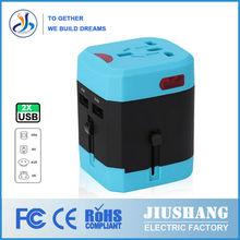 dgjiushang 2014 el nuevo diseño universal adaptador eléctrico