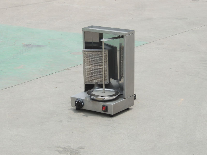 Gas Mini Doner Kebab Machine/Shawarma Machine for Sale BN ...