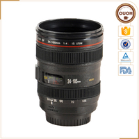 Promotional Decorative Christmas 24-105mm Camera lens Container