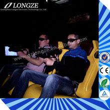 Theme Park Children Game Amusement Park 7D Cinema Project