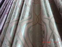 Black-out curtain fabric for hotel blackout fabric / fabric curtain / window covering ideas