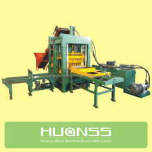 One belt and one road special machine QT6-15 Automatic Concrete Block manufacture