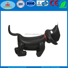 Promotion Inflatable takkie, Inflatable black dog