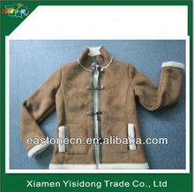 women's suede coat,woman clothing,wowan suede jacket