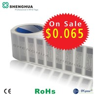 High Quality RFID Tag Sticker for RFID Tag Programmer