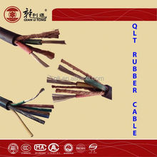 China manufacturer multicore flexible rubber power cable with high quality