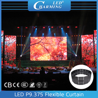 2015 new products flexible oled displays full color outdoor display