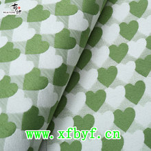 2015 Beauvone 20% Cotton 80% Polyester Heart Fashion Lady Fabric