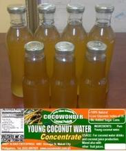 Young Coconut Water Concentrate 1000 ml