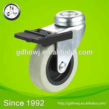 Advanced ability of independent research of production Low price furniture leg casters