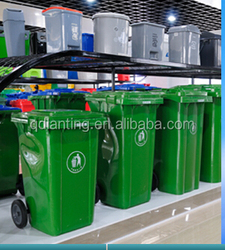 phoenix colored clever dust bin heavy duty dust bin trolley supplier