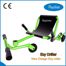 EzyRoller Ride on Toy in Red EASYROLLER /Billy Cart / Go-Cart / Swing Cart