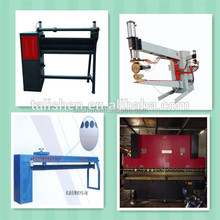 Pneumatic flanging machine for inner tank of solar Water heater, producing machine