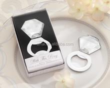 Diamond Ring Wedding Bottle Opener / Popular Gift Bottle Opener