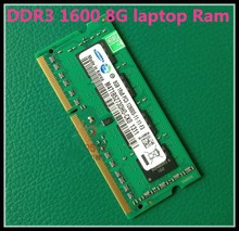 Low density laptop 8gb ddr3 ram memory