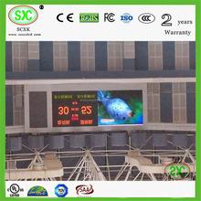 HD water-proof double sided led digital billboard