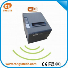 best offer for 250mm/s thermal airprint pos printer wifi wireless RP80W