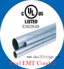 UL Listed Electrical metallic tubing/EMT conduit 1/2''-6'' E362849
