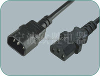 C13 / C14 IEC Power Cord extension cord