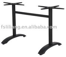 new aluminium table base