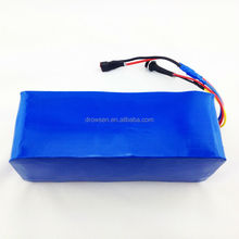 rechargeable 48V 60AH electric car lifepo4 battery pack