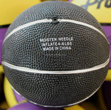 Good quality Best-Selling china made 3# rubber basketball all size