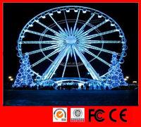 30m Large amusement park rides Giant playground ferris wheel luxury amusement outdoor entertainment