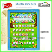 Toy Smart Play Pad English ABC Learning Ipad For Kids BNE300004