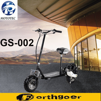 2015 New Design Gas powerful 150cc gas scooter For Sale
