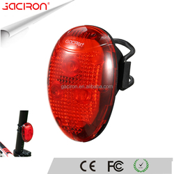Ultra Bright Led Waterproof Mini Bike Cycling Warning Light Bicycle Rear Light Supplied by Gaciron
