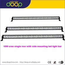 New 9-32V 50inch single row atv led offroad light bar