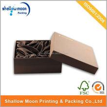 Wholesale high quality treasure chest cardboard box
