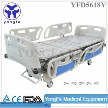 YFD5618Y Hot Sale Cheap Price ICU Hospital Bed