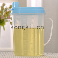 525g New Plastic Measuring Jug For Cooking Oil